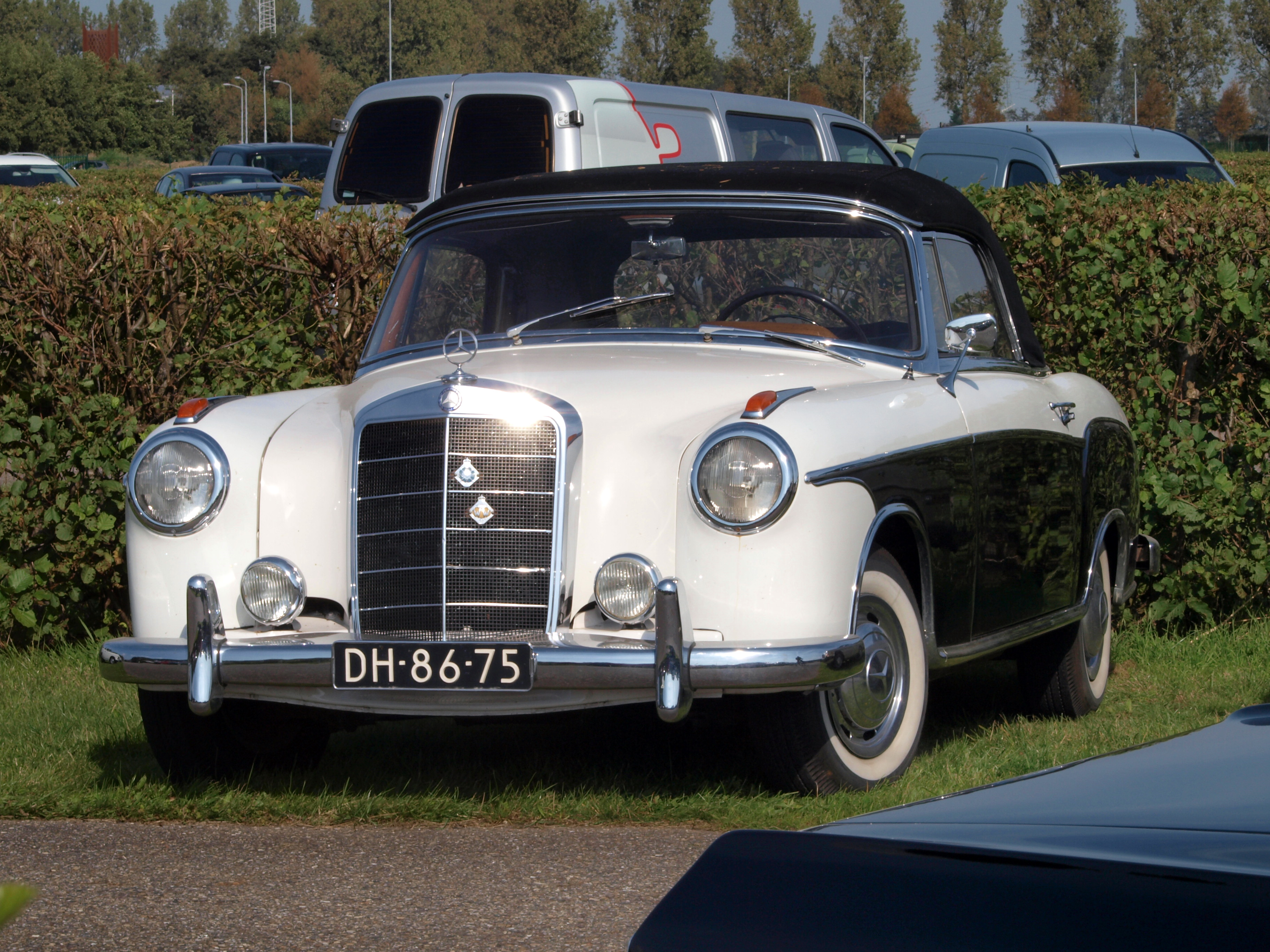1958 mercedes benz 220se information and photos momentcar for 1958 mercedes benz 220s for sale