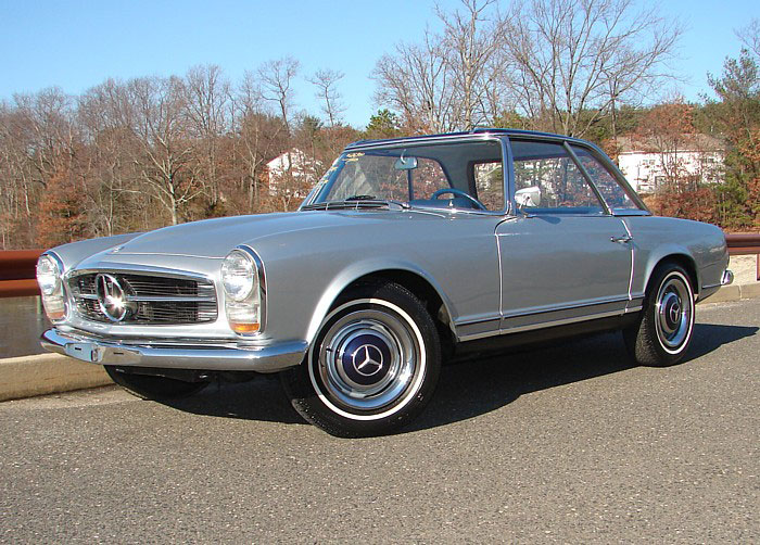 Image gallery 1966 mercedes for 1966 mercedes benz for sale