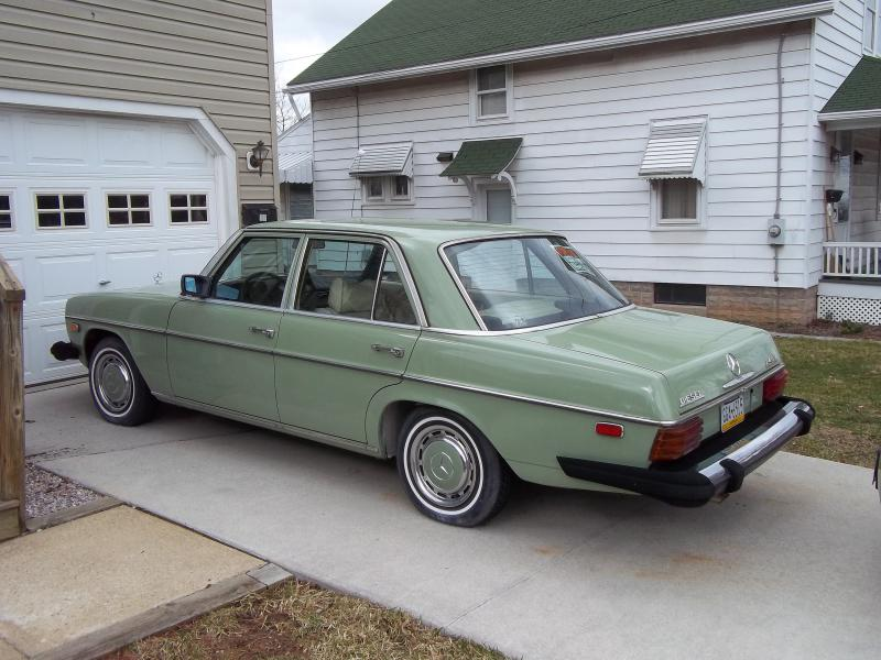 1974 mercedes benz 240d information and photos momentcar for Mercedes benz 240 d