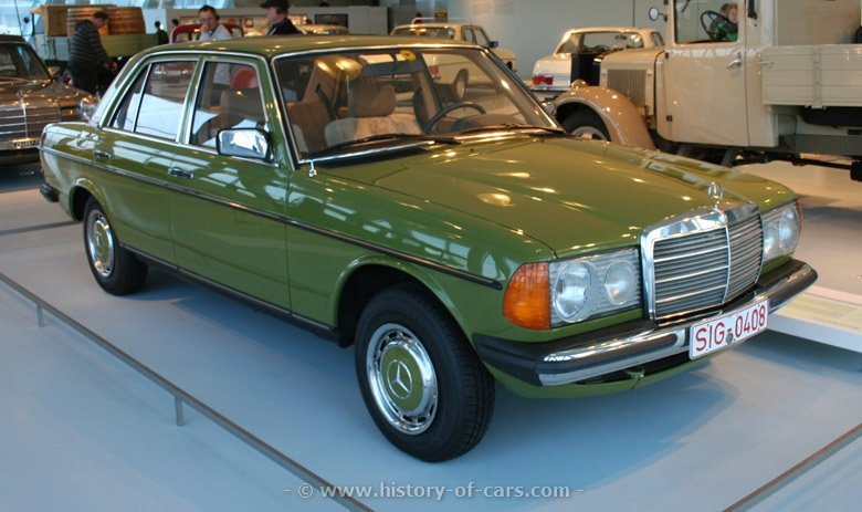 1976 Mercedes Benz 240d Information And Photos Momentcar