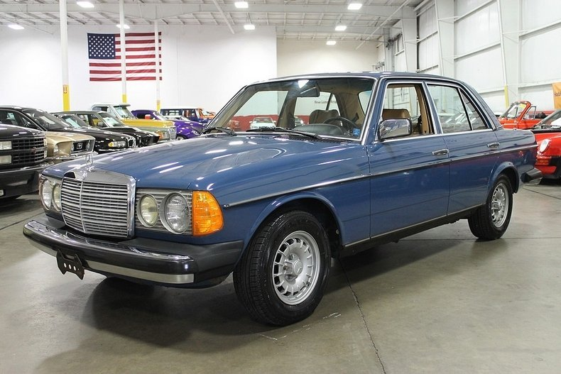 1980 mercedes benz 240d information and photos momentcar for Mercedes benz 240 d