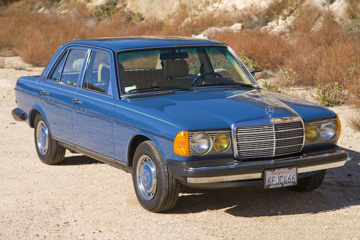 1981 mercedes benz 240d information and photos momentcar