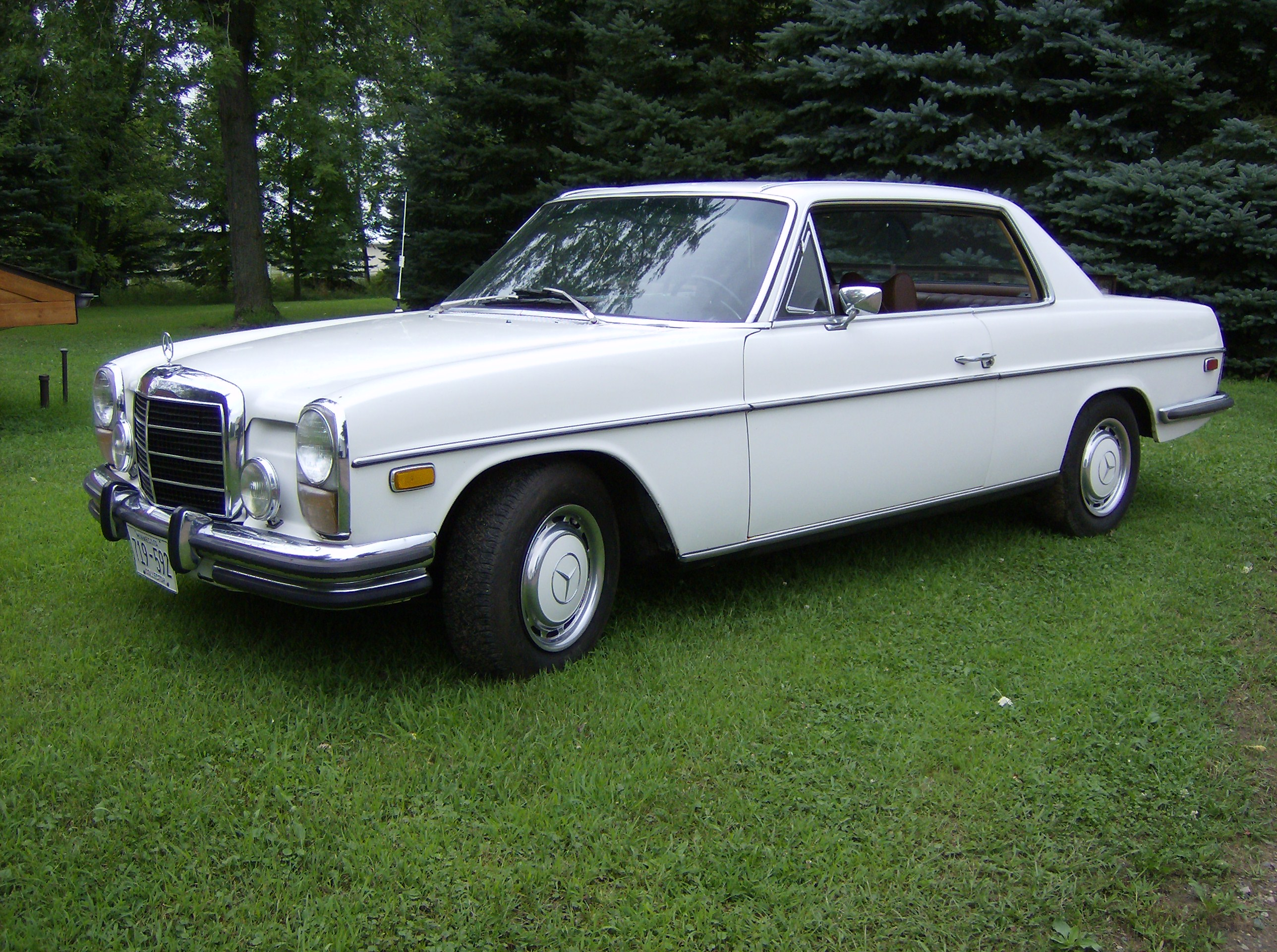 1972 mercedes benz 250c information and photos momentcar On mercedes benz 250 c