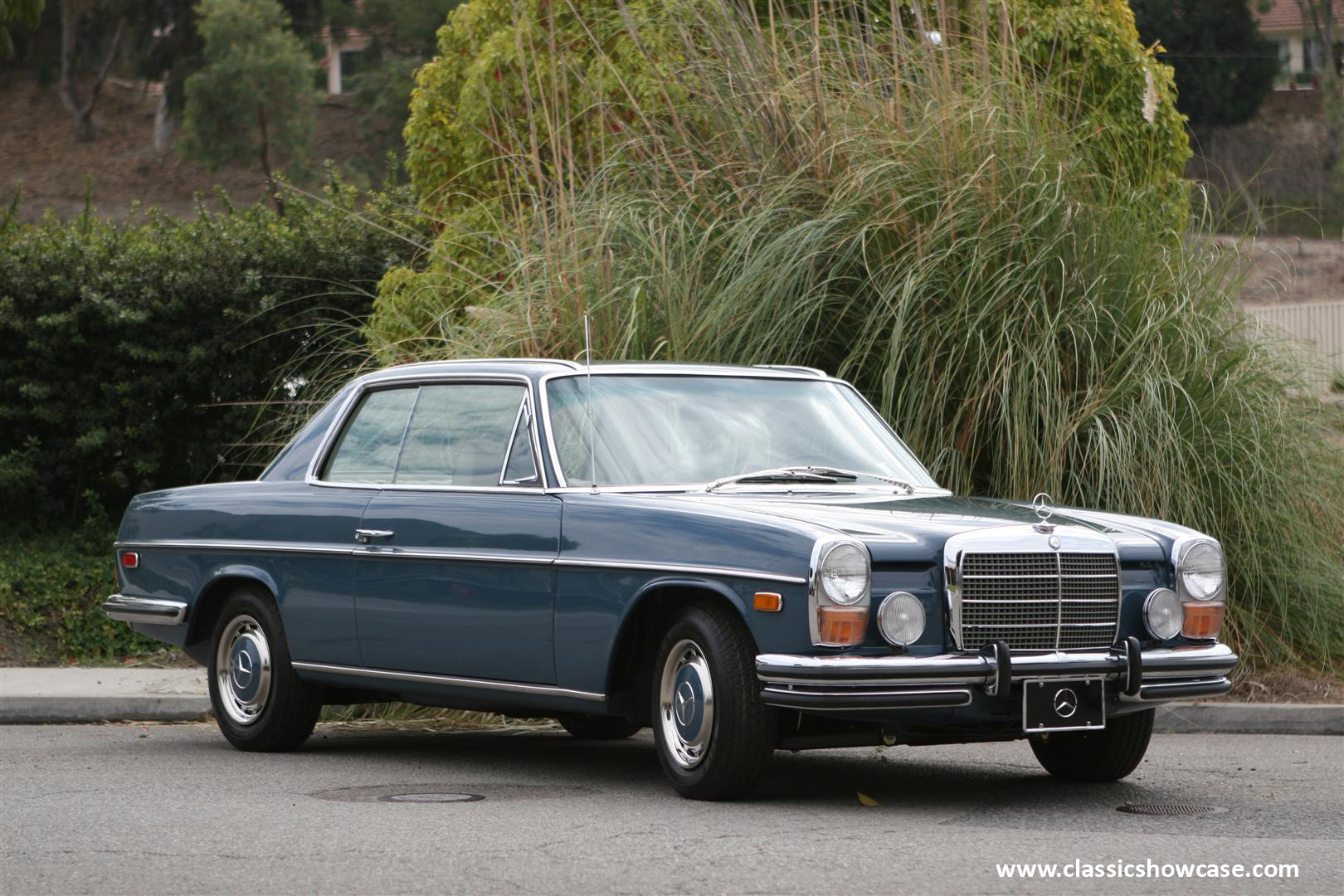 1972 mercedes benz 250c information and photos momentcar