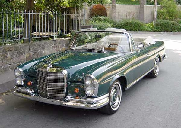 1967 mercedes benz 250se information and photos momentcar for Mercedes benz 250 se
