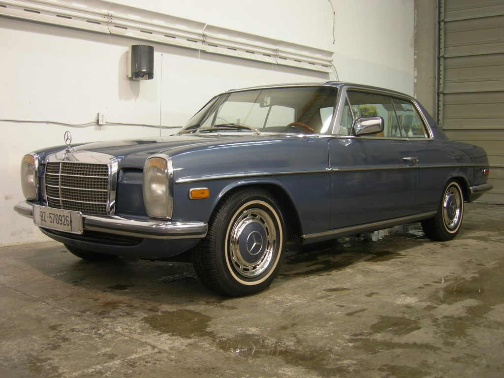 1974 mercedes benz 280c information and photos momentcar for Mercedes benz mercedes benz mercedes benz