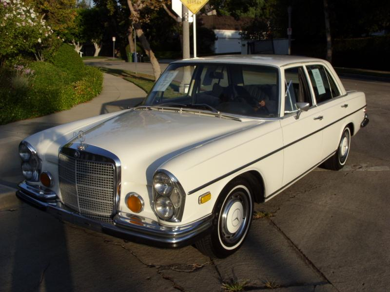 1970 mercedes benz 280s information and photos momentcar. Black Bedroom Furniture Sets. Home Design Ideas