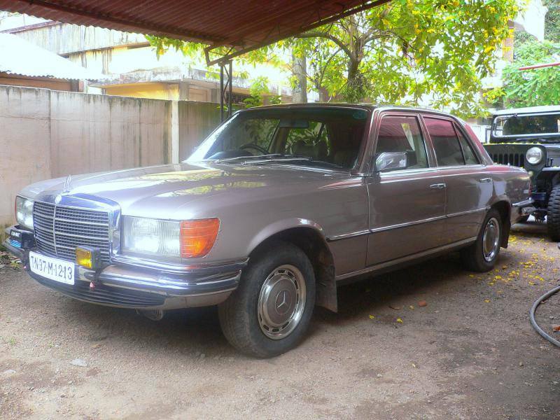 1976 mercedes benz 280s information and photos momentcar for 1976 mercedes benz for sale