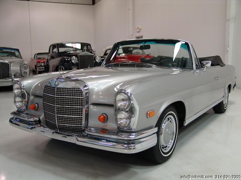 mercedesbenz 280se 1969 4 1969 mercedes benz 280se information and photos momentcar Mercedes 230Se 69 at mifinder.co