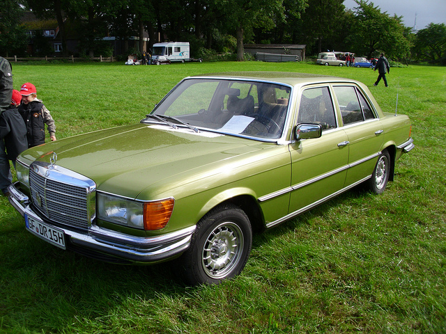 1978 mercedes benz 280se information and photos momentcar. Black Bedroom Furniture Sets. Home Design Ideas