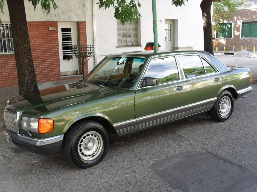 1980 mercedes benz 280se information and photos momentcar for 1980s mercedes benz