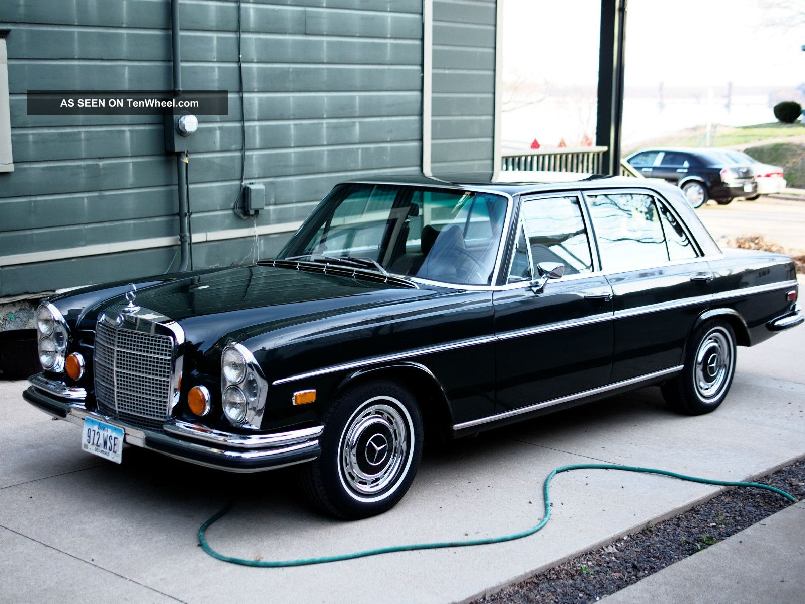1970 mercedes benz 280sel information and photos momentcar. Black Bedroom Furniture Sets. Home Design Ideas