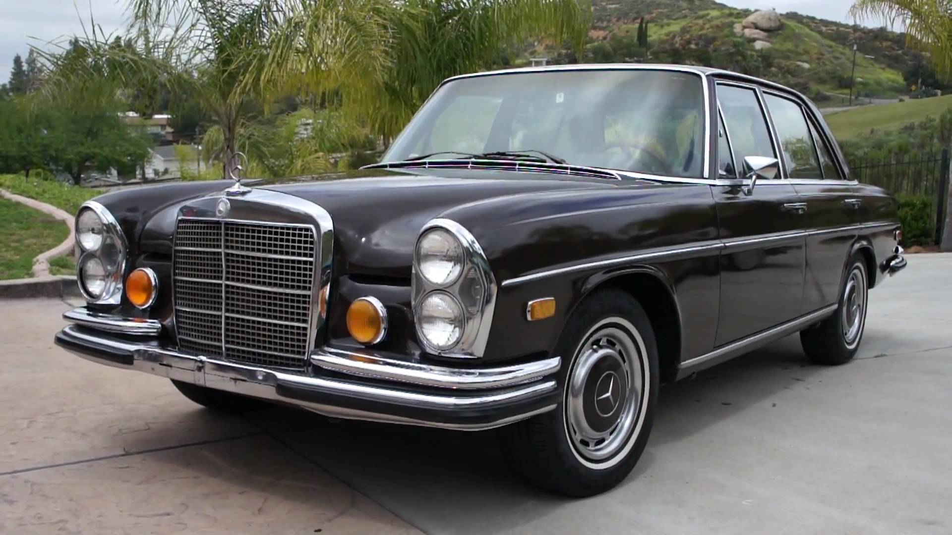 1971 Mercedes Benz 280sel Information And Photos Momentcar