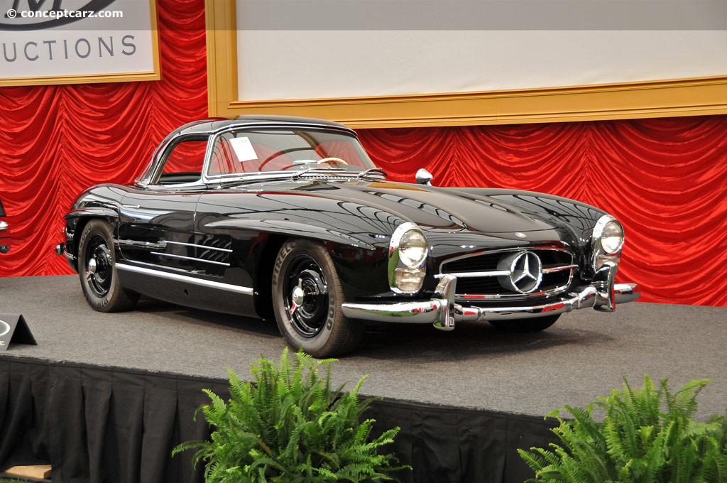 1960 mercedes benz 300 information and photos momentcar for 1960 mercedes benz