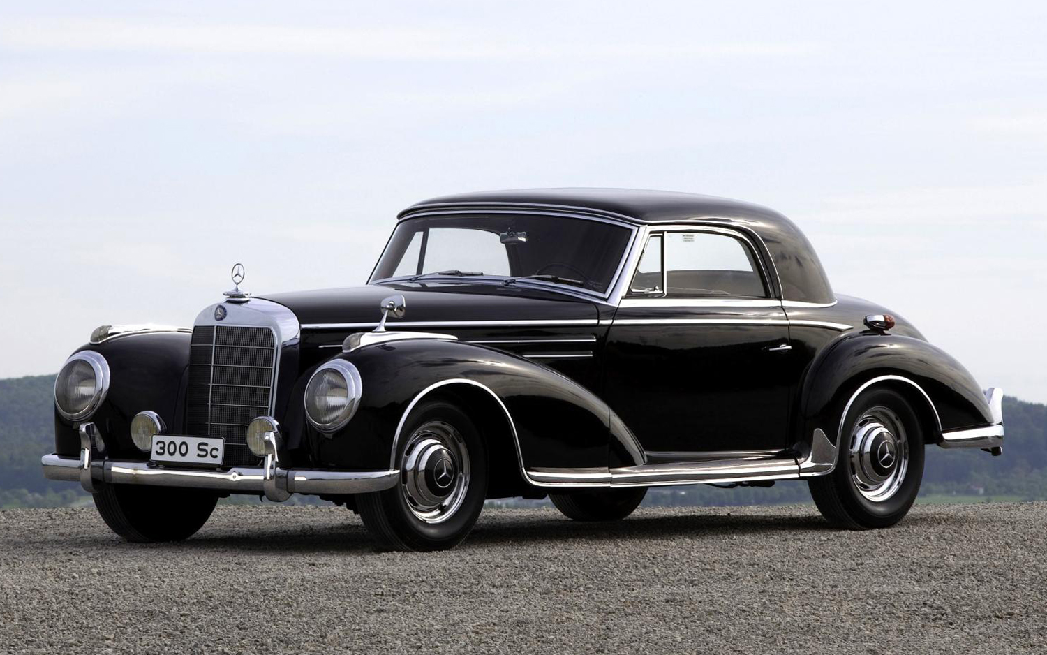 1955 Mercedes Benz 300b Information And Photos Momentcar