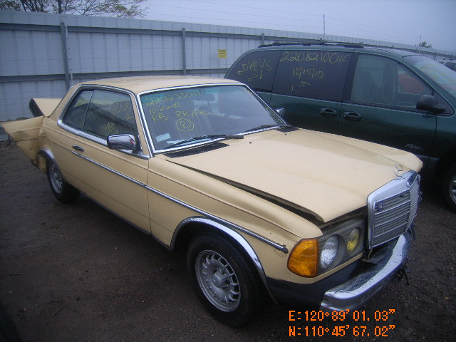 Mercedes-Benz 300CD 1981 #14