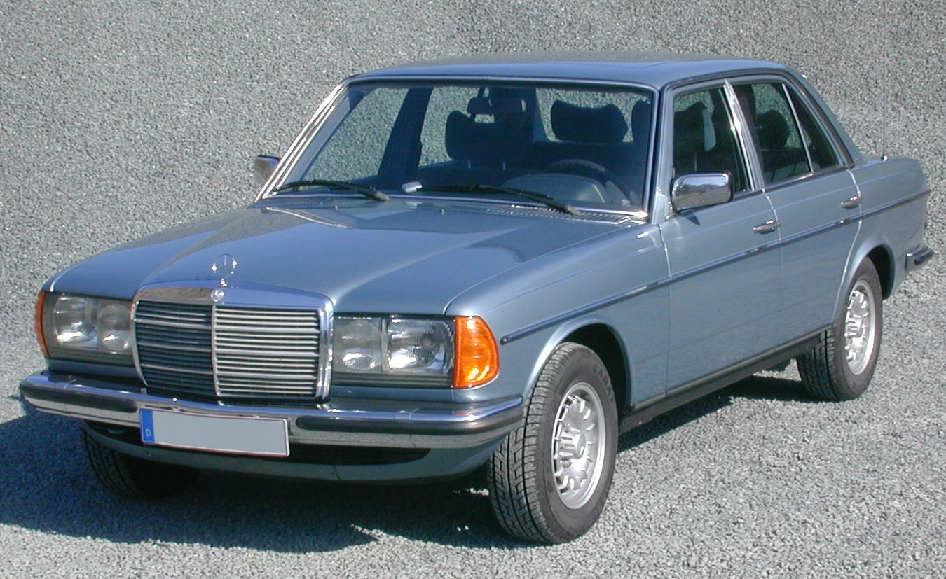 Mercedes-Benz 300CD #5