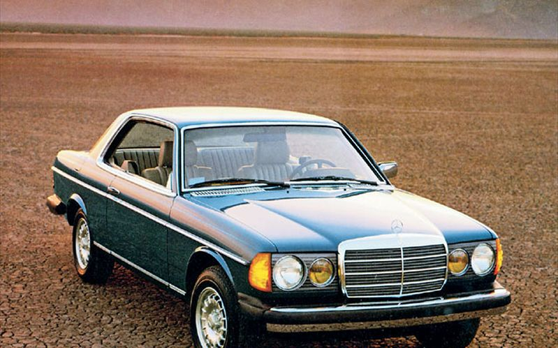 Mercedes-Benz 300CD 1981 #9