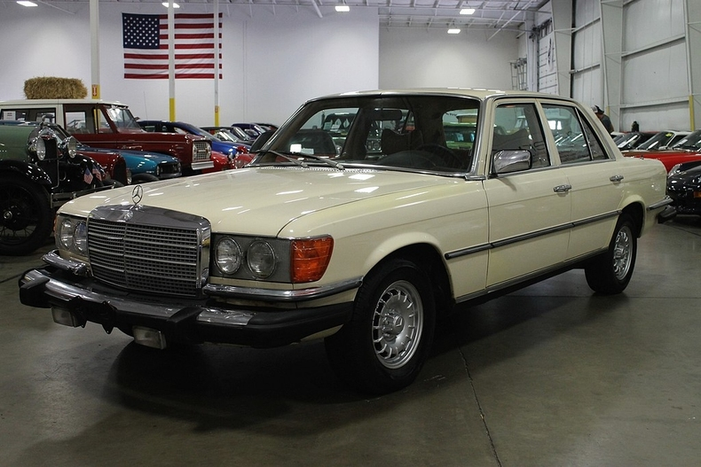 1980 mercedes benz 300sd information and photos momentcar For1980 Mercedes Benz 300sd