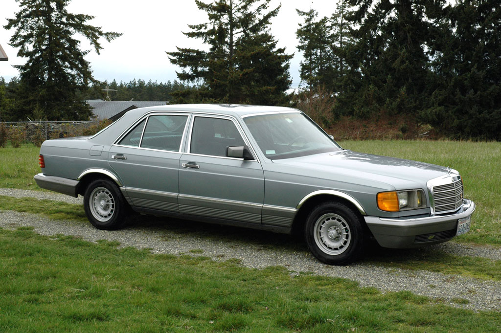 1981 mercedes benz 300sd information and photos momentcar