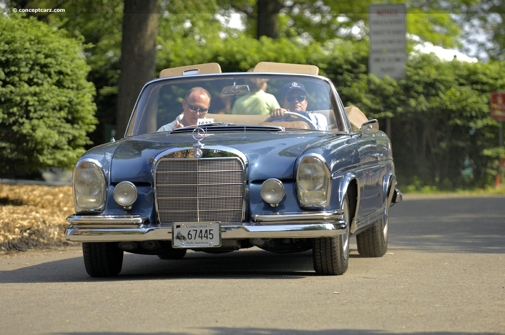 1966 mercedes benz 300se information and photos momentcar for Mercedes benz 300se for sale