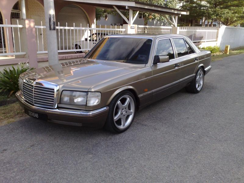 mercedes benz 300se information and photos momentcar