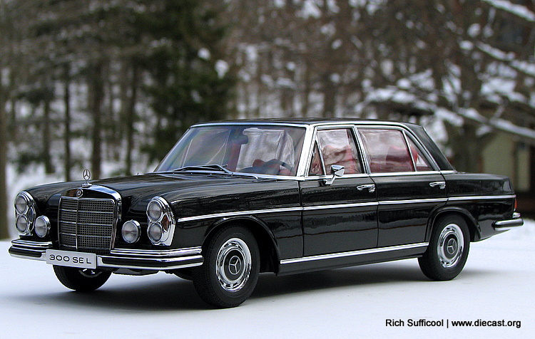Mercedes Benz 300sel 182px Image 7