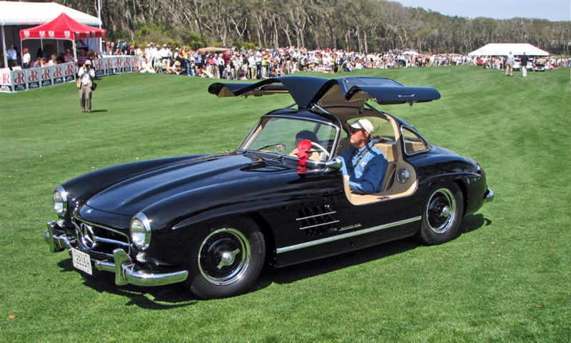Mercedes-Benz 300SL 1954 #13