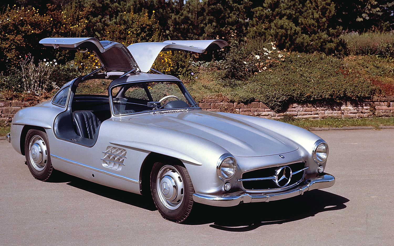 Mercedes-Benz 300SL 1954 #15