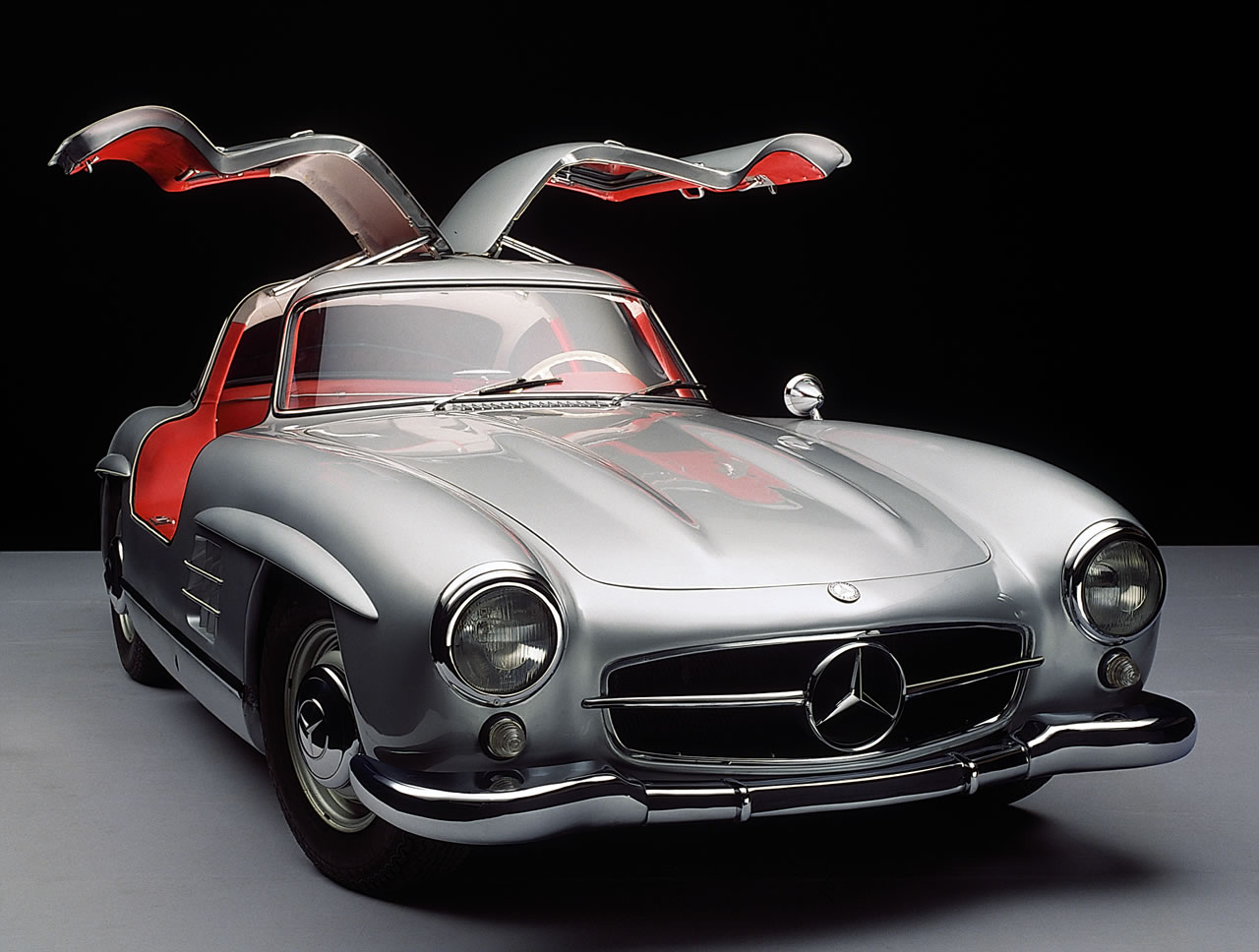 Mercedes-Benz 300SL 1954 #4