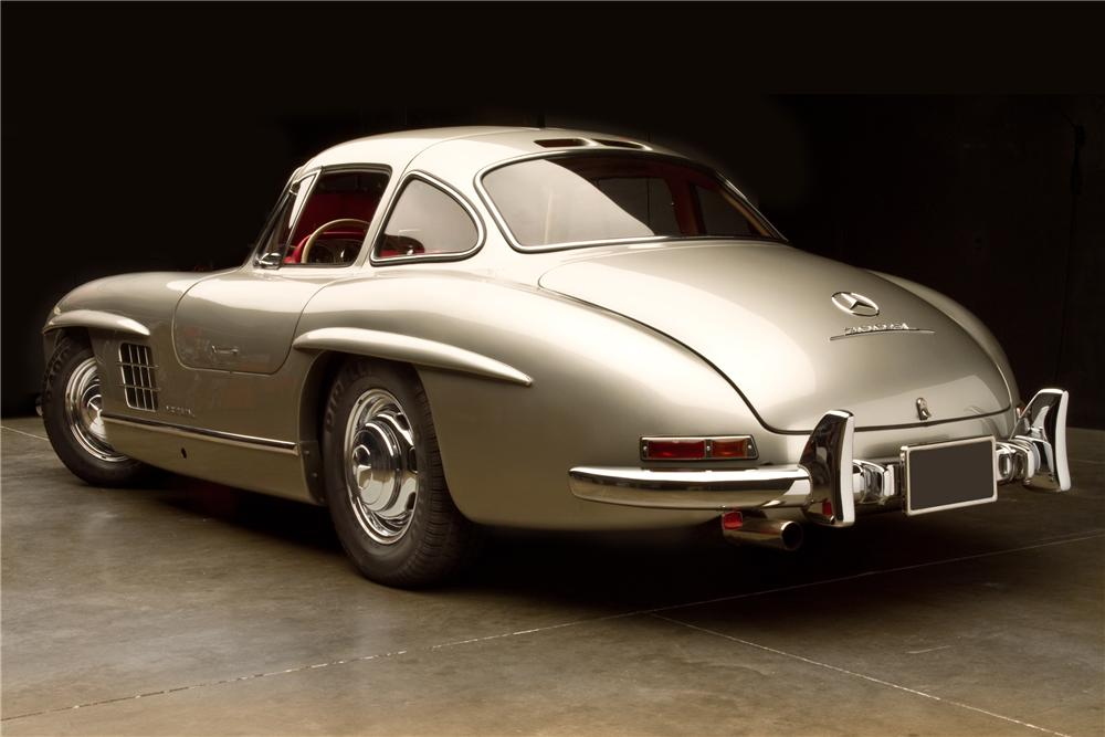 Mercedes-Benz 300SL 1954 #6