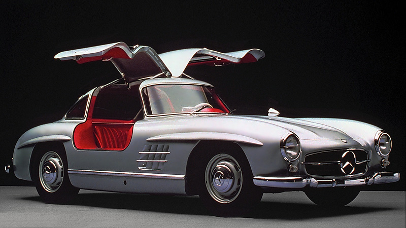 Mercedes-Benz 300SL 1954 #10