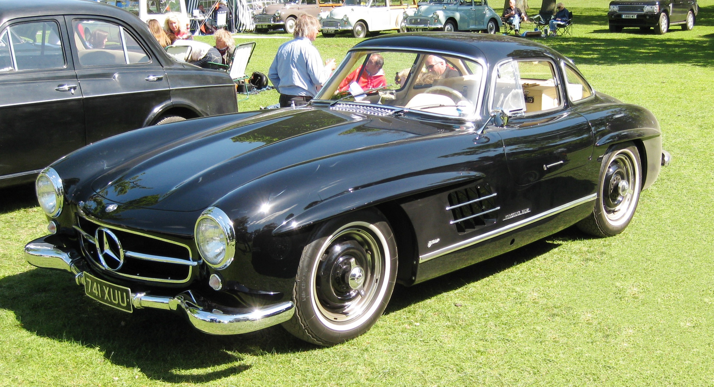 Mercedes-Benz 300SL 1954 #11