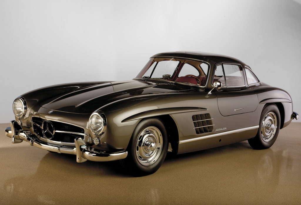 1955 mercedes benz 300sl information and photos momentcar for 1955 mercedes benz 300sl