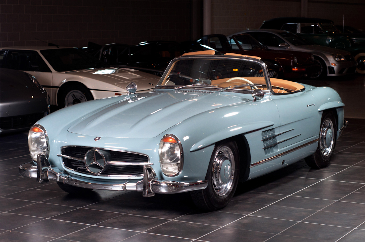 1960 mercedes benz 300sl information and photos momentcar for 1960 mercedes benz