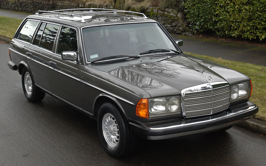 Mercedes benz 300td information and photos momentcar for Mercedes benz 300 td