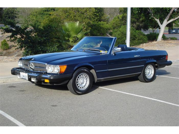 1981 mercedes benz 380sl information and photos momentcar