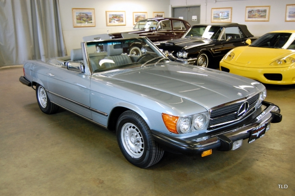 Mercedes-Benz 380SL #5