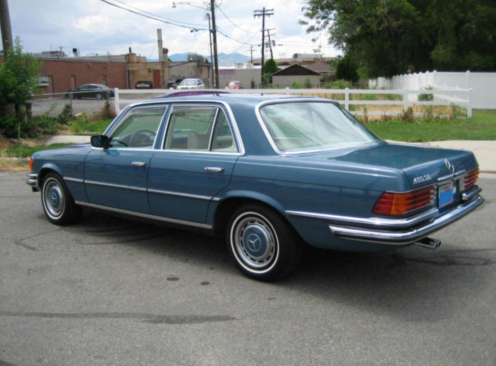 mercedesbenz 450se 4 mercedes benz 450se information and photos momentcar Repair Manual 1972 Mercedes 280SE at readyjetset.co