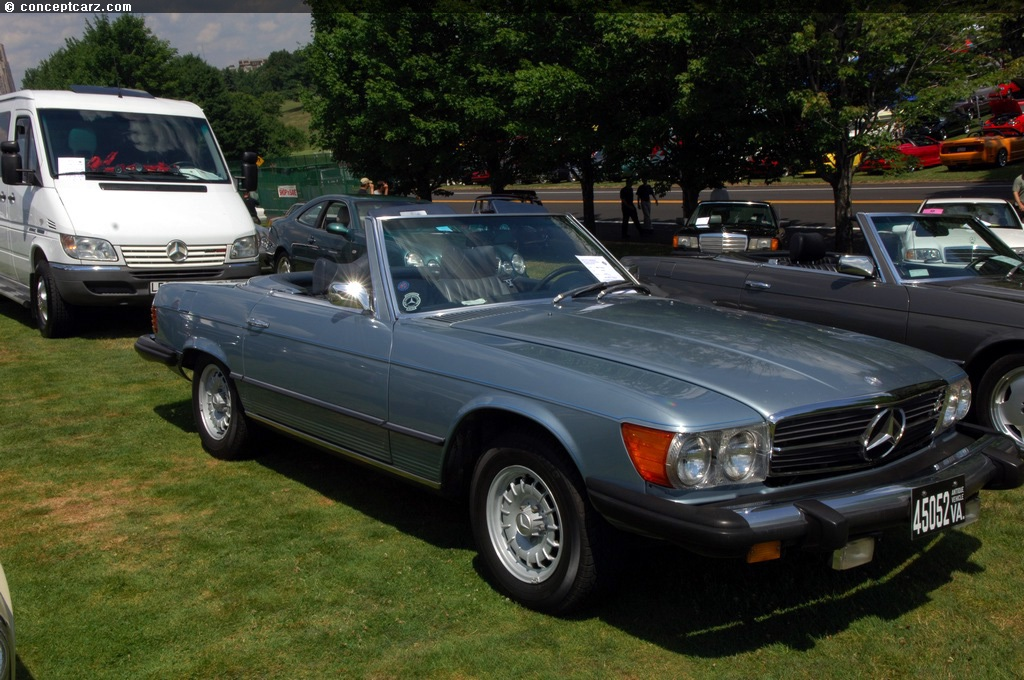 Mercedes-Benz 450SLC 1975 #1