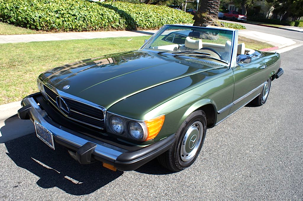 Mercedes-Benz 450SLC 1975 #13