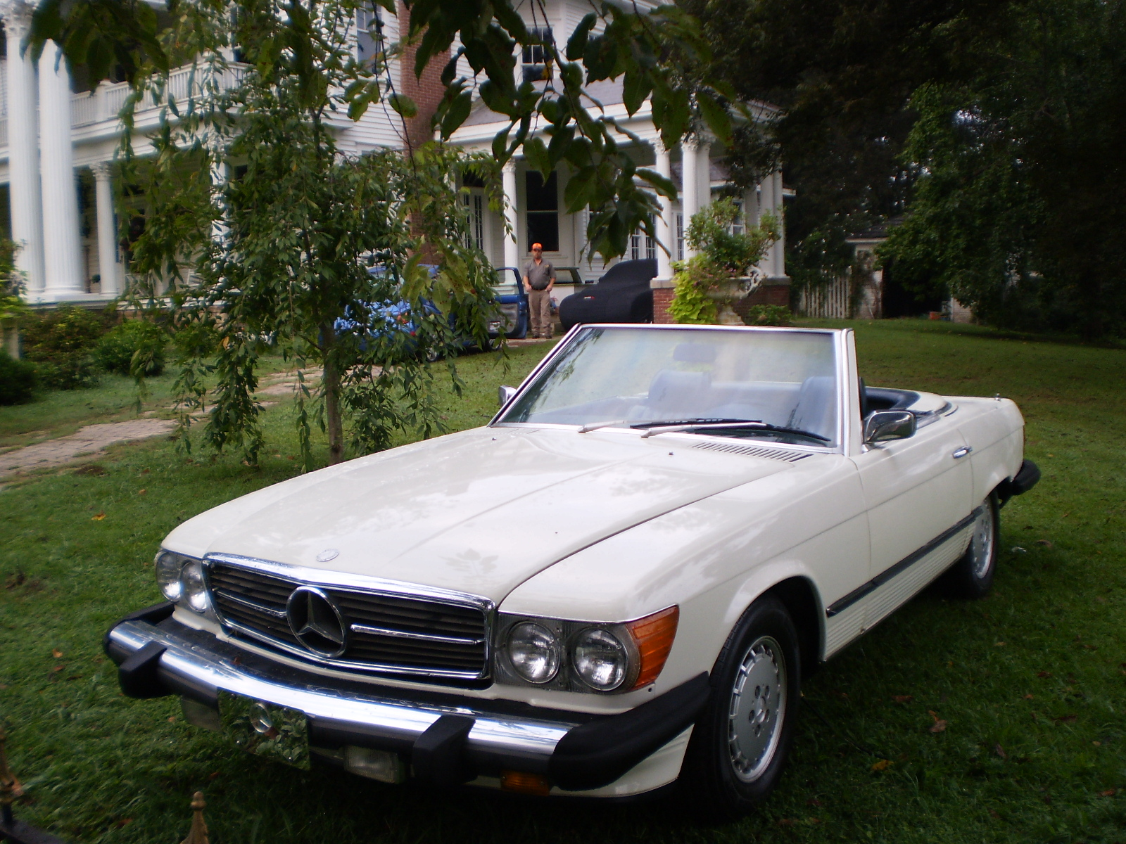 Mercedes-Benz 450SLC 1975 #2
