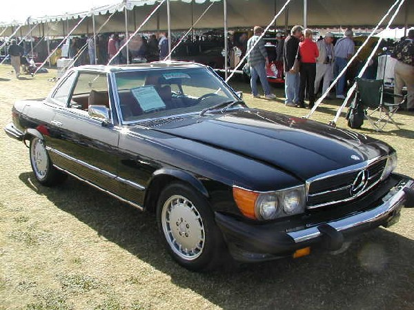 Mercedes-Benz 450SLC 1975 #4