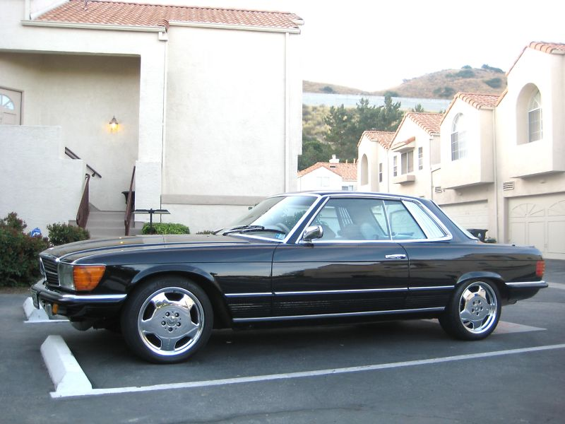 Mercedes-Benz 450SLC 1975 #5