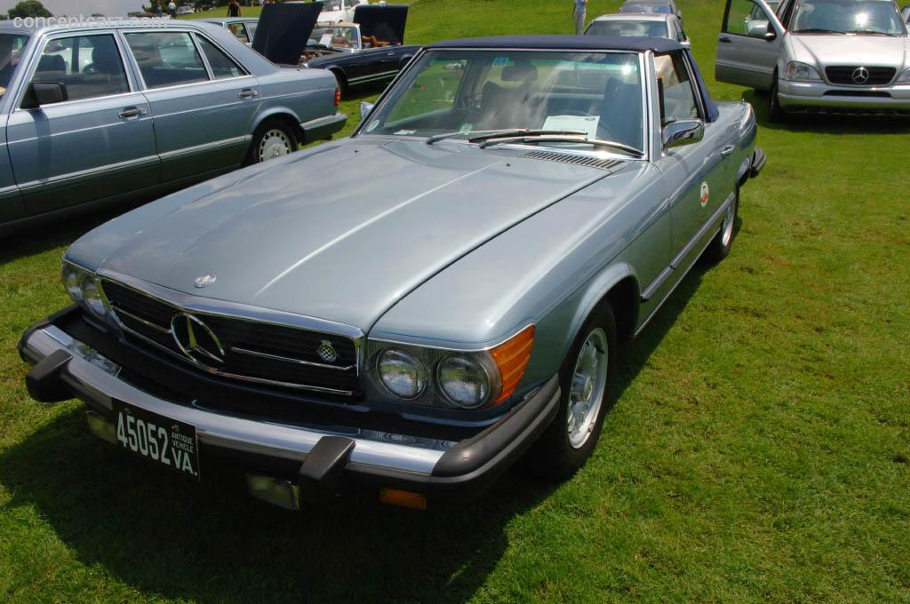 Mercedes-Benz 450SLC 1975 #8
