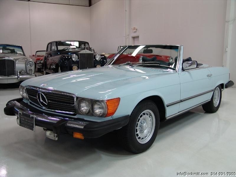 Mercedes-Benz 450SLC 1976 #11