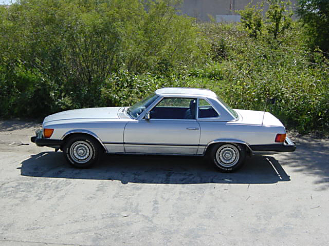 Mercedes-Benz 450SLC 1976 #5