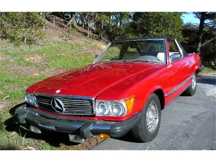 Mercedes-Benz 450SLC 1976 #8