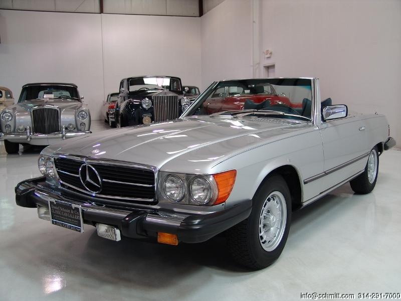 Mercedes-Benz 450SLC 1979 #6