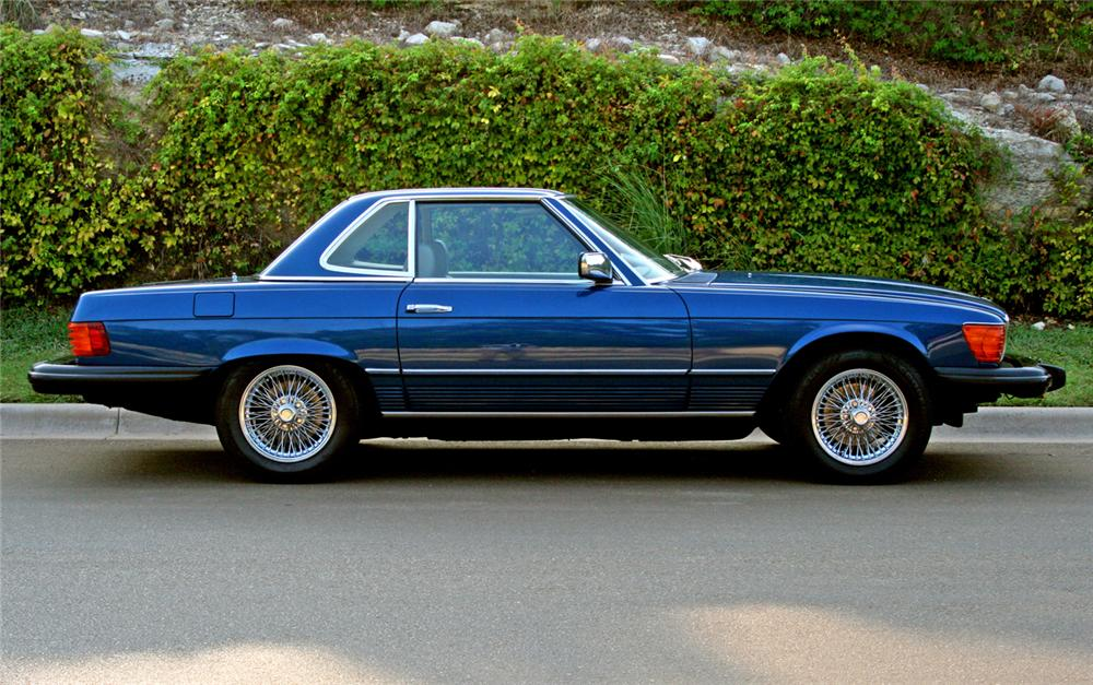 Mercedes-Benz 450SLC 1979 #7